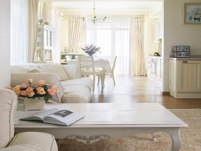 Romantismo na decoração com o Estilo Provençal  Agente Imóvel -> Decoracao Banheiros Estilo Provencal