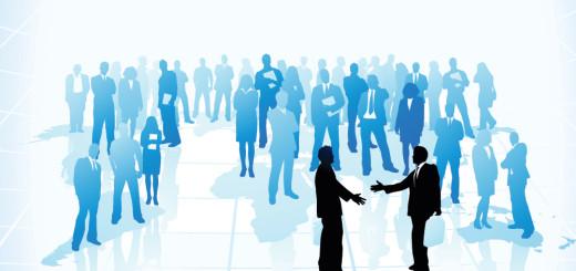 Com o LinkedIn, é possível ampliar contatos e ganhar destaque no mercado imobiliário | Foto: Engenharie.