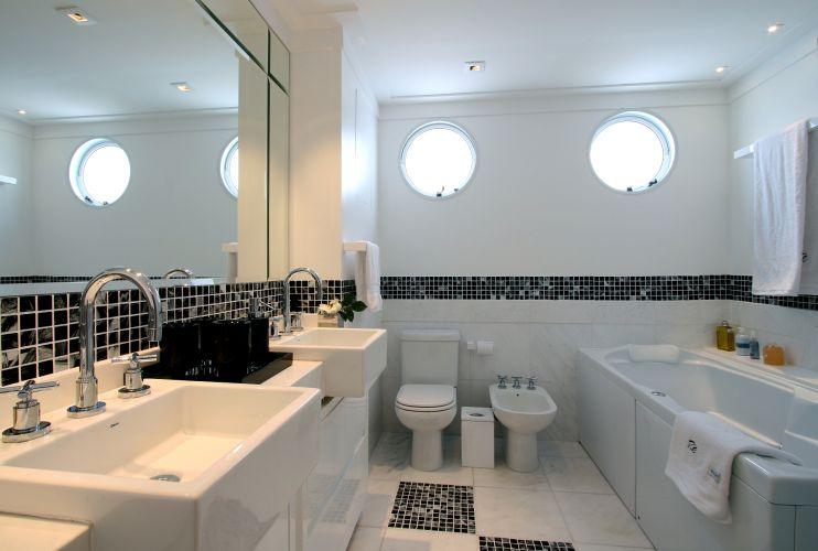 Os melhores revestimentos para banheiro  Agente Imóvel -> Revestimento De Banheiro Com Banheira
