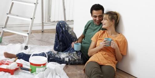 Consumidor poderá usar 5% do valor do financiamento em reforma da casa. Foto: Construindo Casa.