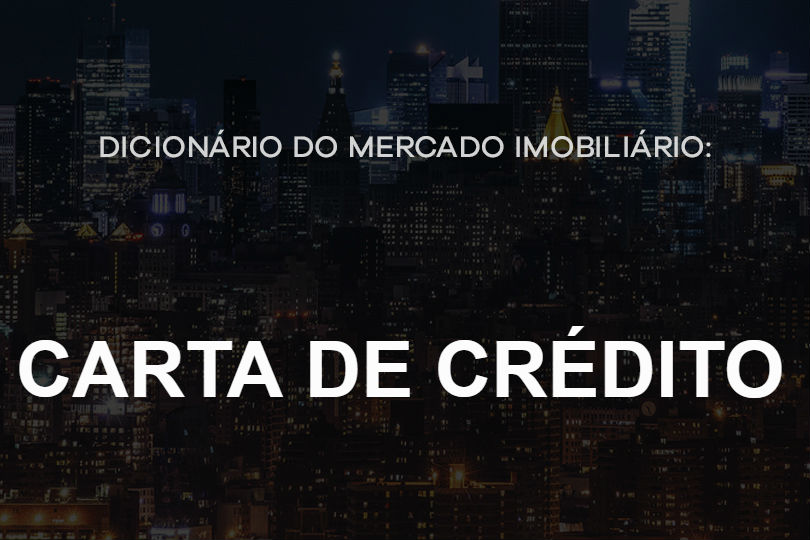 carta-de-credito-dicionário-do-mercado-imobiliário-agente-imóvel