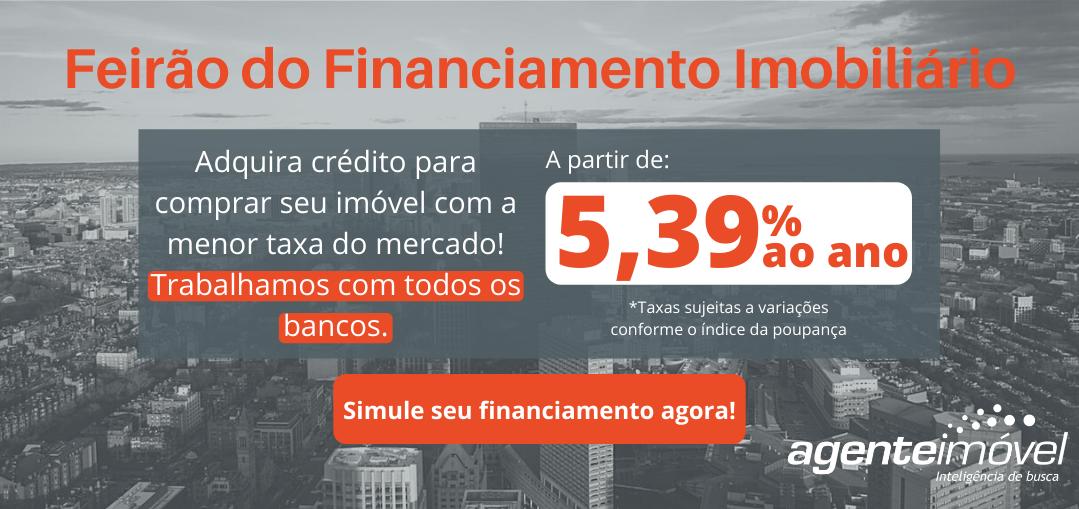 Adquira crédito para comprar seu imóvel com a menor taxa do mercado! Trabalhamos com todos os bancos. A partir de 5,39% ao ano.