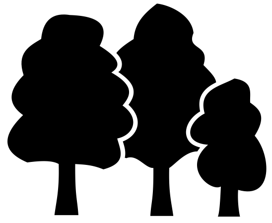 Figura de árvores