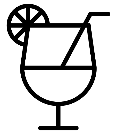 figura de copo de drink