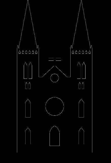 Ícone Catedral da Sé em São Paulo